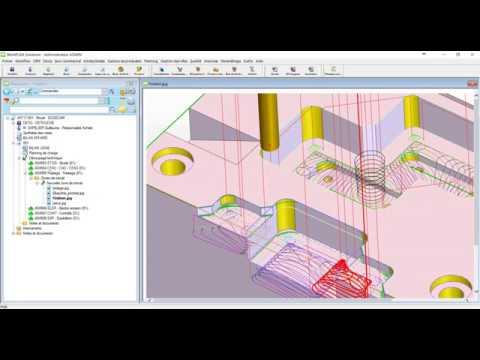 Interface Edgecam | WorkPLAN | FR