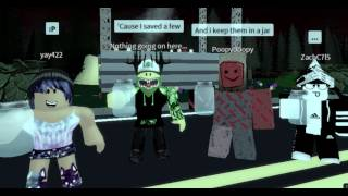 Roblox MV - Fireflies by Owl City
