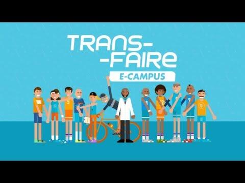 E-Campus Trans-Faire : plateforme en ligne de formation sportive
