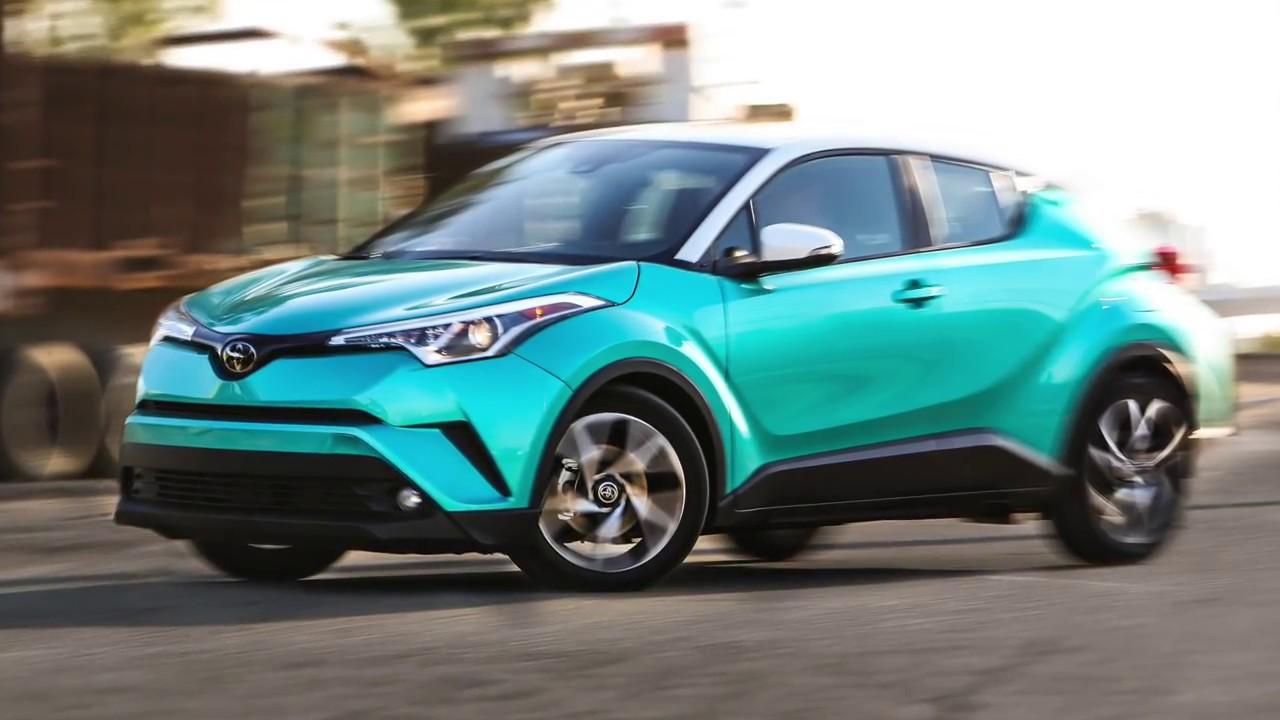 Landers Toyota Little Rock >> 2018 Toyota C-HR in Radiant Green Mica R-Code | Steve ...