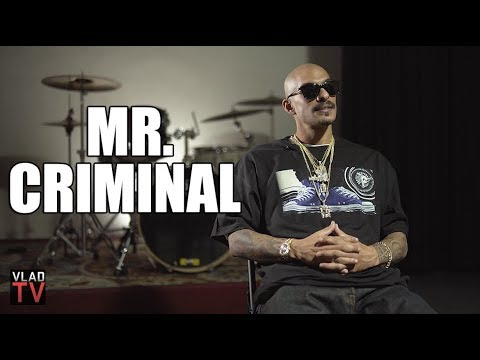 Mr. Criminal: Fans Told Me They Killed People While Listening to My Music (Part 6)