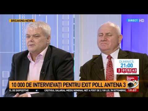 Date relevante dintr-un nou sondaj Avangarde. Rezultatul alegerilor, în direct la Antena 3