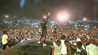 Diamond Platinumz In Burundi Performance Live