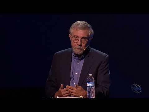 Paul Krugman at CXC Las Vegas 2018