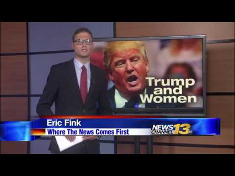 Trump's lewd conversation caught on open mic