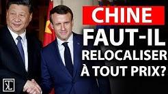 CHINE DANGER : Il faut relocaliser au plus vite !