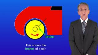 GCSE Physics (9-1) Force and Braking