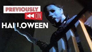 Halloween Recap   Previously On
