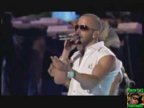 Wisin & Yandel - Una Noche Mas Live 2008 PR