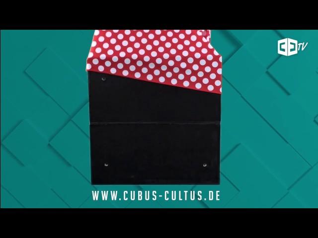 Cubus Cultus – Wie beziehe ich einen Sitzwürfel