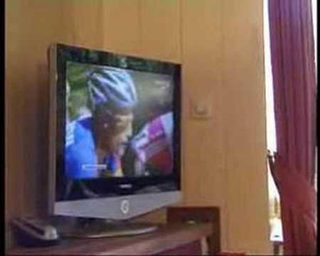 Tour de France met ouders Thomas Dekker