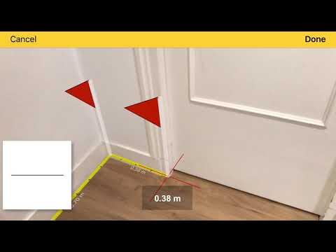 CamToPlan demo - Vertical & Horizontal