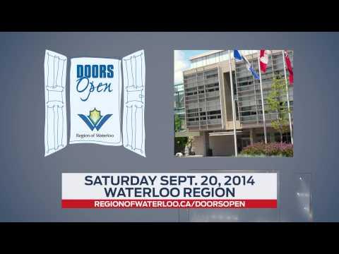 Doors Open Waterloo Region 2014
