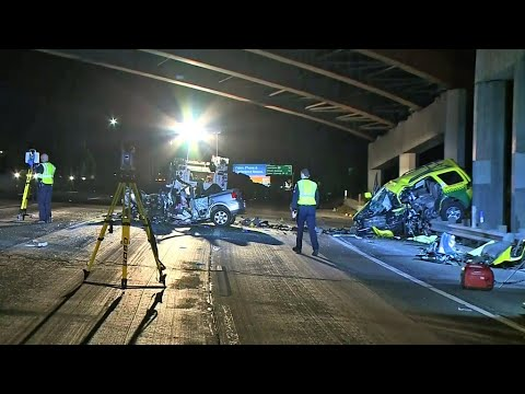 4 Dead in Wrong-Way Early-Morning Crash on Highway 101 in S.F.