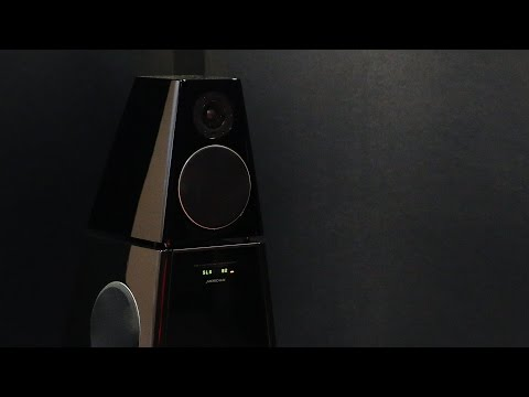 Crafting the Meridian Audio DSP8000