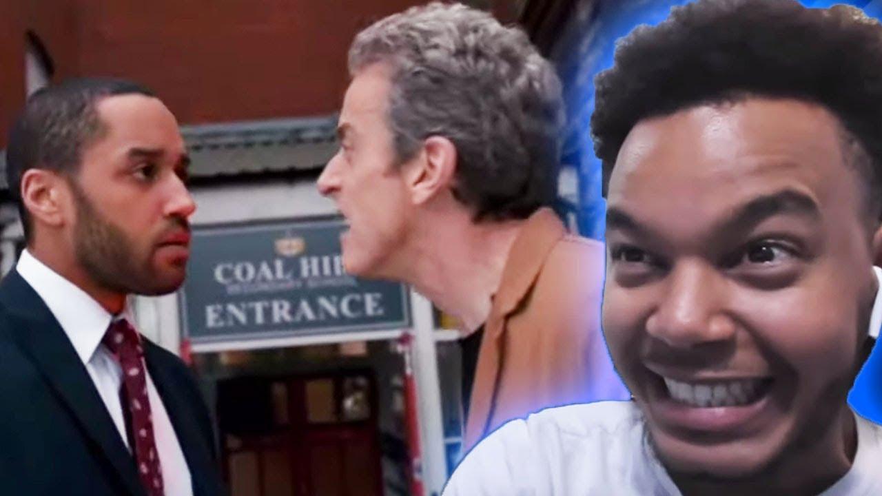 "Download DANNY VS 12!?! Doctor Who Season 8 Episode 6 ""The Caretaker"" REACTION!"