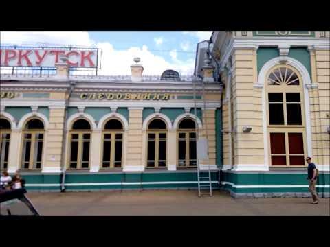 Поездка из Иркутска в Красноярск