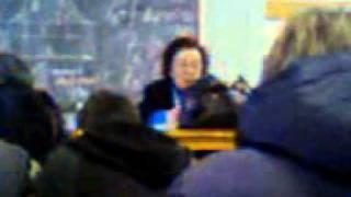 урок технологии в ПУ-43 г.Санкт- Петербург