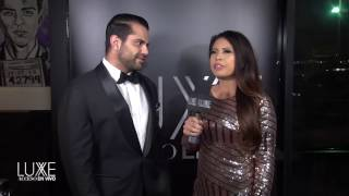 'Shah's of Sunset' star Shervin Roohparvar supports Las Vegas - LUXE ACCESO EN VIVO