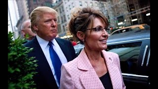 VIDEO: Sarah Palin Endorses Donald Trump, Attempts to Use Language