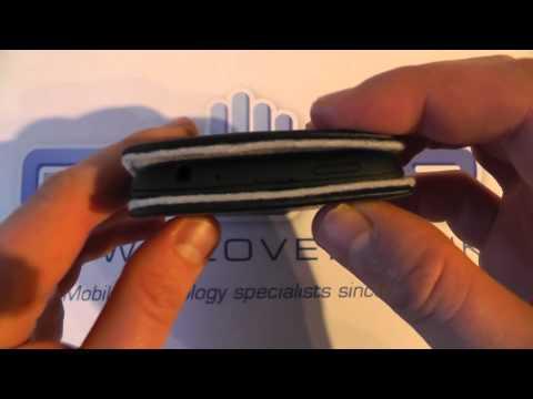 HTC One S PO S740 Slip Case - Black