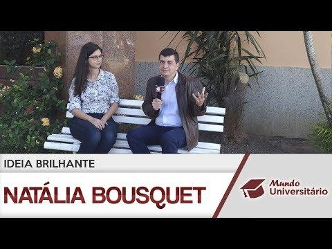 Ideia Brilhante: Viva Ciência, com Natália Bousquet