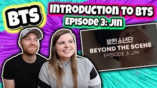 Introduction to BTS - Episode 3: Jin Reaction