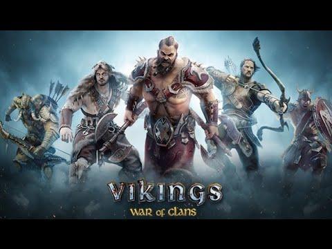 Vikings War Of Clans Youtube