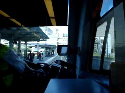 Road Trip: Driving to Downtown Houston & riding the Metro Rail