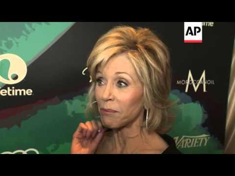 Jennifer Lopez, Jane Fonda, Viola Davis talk powerful women