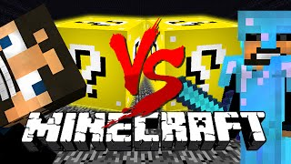 Minecraft: DERP LUCKY BLOCK CHALLENGE | Derp SSundee Fight