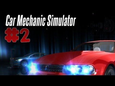 Car Mechanic Simulator 2014 - Walkthrough - Part 2 (PC) [HD]  