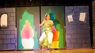 2015 CATCA Easter - Iraiva Nee Oru Sangeetham Bharathanatyam Dance