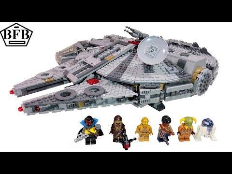 LEGO® STAR WARS 75236 Duell um die Starkiller Basis   Duel on Starkiller Base   Speed build from YouTube · Duration:  5 minutes 8 seconds