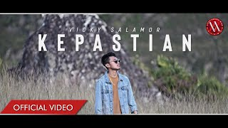 Download Vicky Salamor - Kepastian (Official Music Video)