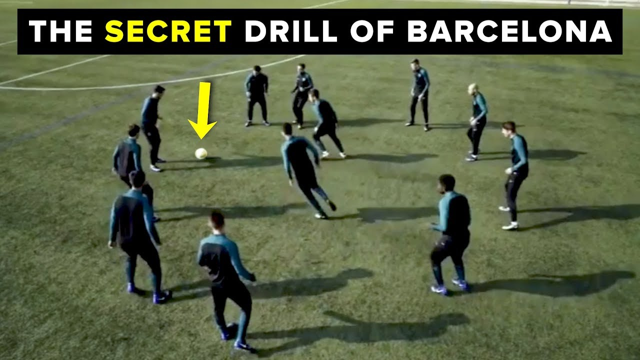 This exercise made FC Barcelona great - here's why