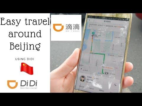 How to travel around Beijing | using Didi