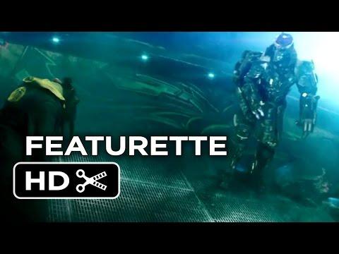 Teenage Mutant Ninja Turtles Featurette - 3D (2014) - Megan Fox Ninja Turtle Movie HD