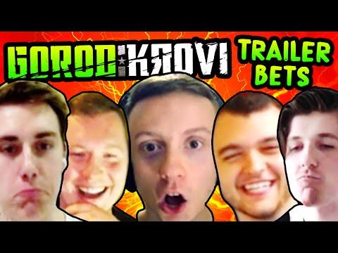 GOROD KROVI: TRAILER BETS & PREDICTIONS (TRANZIT FORFEIT, w/ Noah, Smith, Pizza, Liam, Waffles)