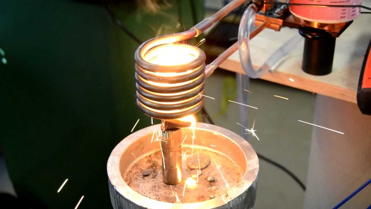 More Induction Heating Madness Youtube