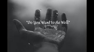 "Cedar United Methodist Church Worship - ""Do You Want to Be Well"" - 5/9/2021"