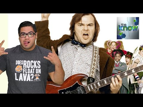 School of Rock Becomes a Way Hardcore TV Series - The Know