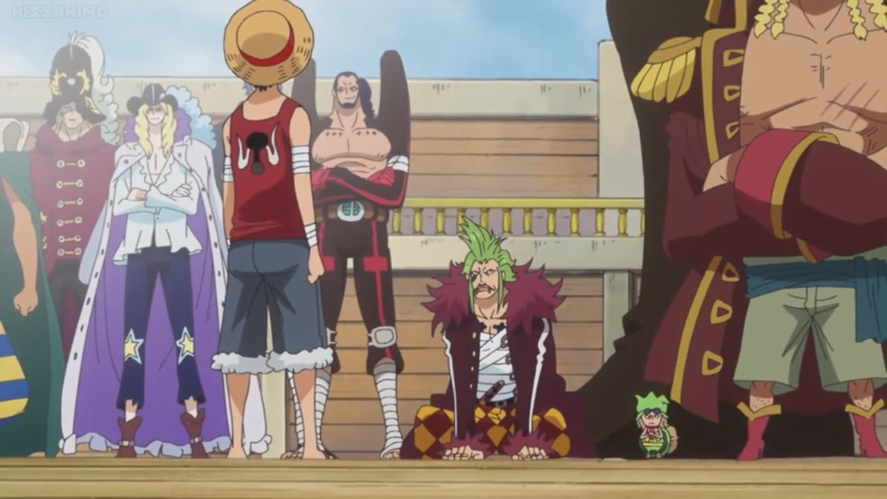 Image result for one piece episode 744