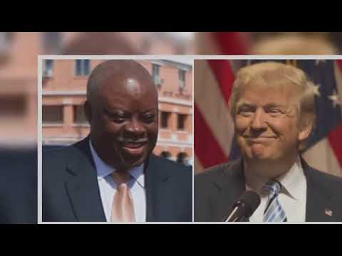 Governor of U.S. Virgin Islands Rises Up, Issues Shocking Trump Message