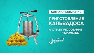 Приготовление кальвадоса: прессование и брожение (часть 2)(, 2014-02-19T07:43:02.000Z)