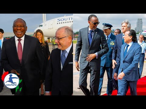 SA & Rwanda Presidents Champion Africa's Interests at the G20 Summit