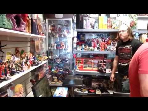 Okchief Toy Hunting EP. 37 DFW Vintage Toys In Dallas Texas