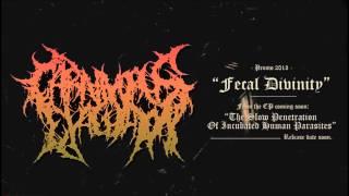 Carnivorous Eyaculation - Fecal Divinity (Promo 2013)