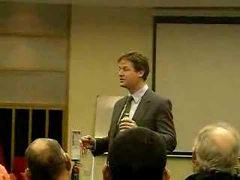 Steve Vs Nick Clegg