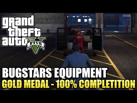 gta 5 pc mission 14 bugstars equipment gold medal guide. Black Bedroom Furniture Sets. Home Design Ideas